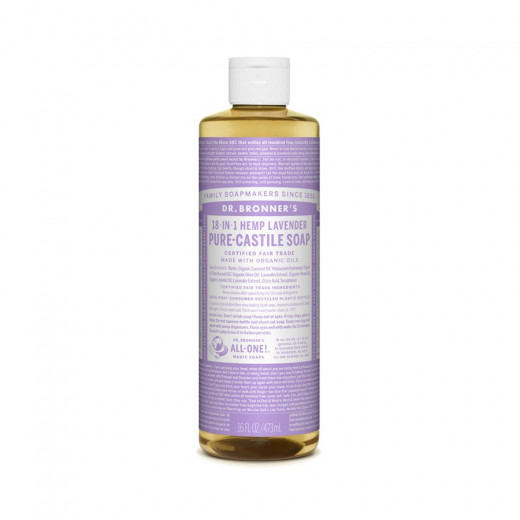 Lavender liquid soap 473ml
