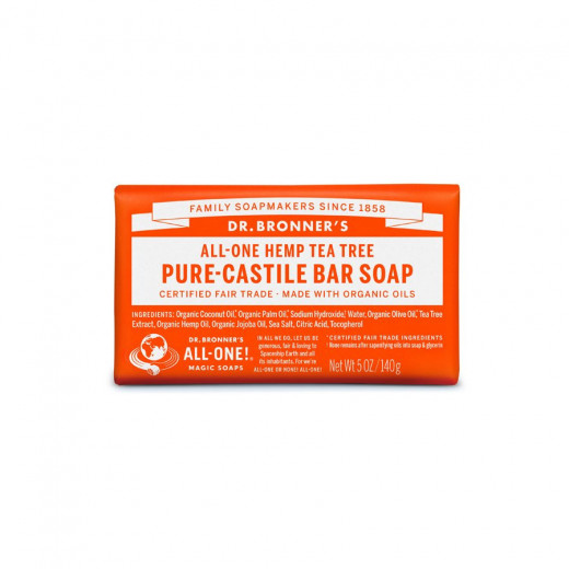 Bar soap Teatree