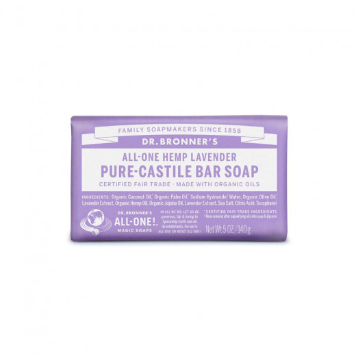 Bar soap Lavender