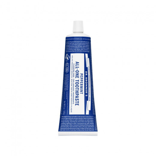 Peppermint Toothpaste 140g