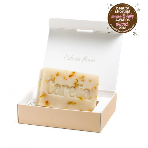Calendula Botanical handmade soap (mom & baby)