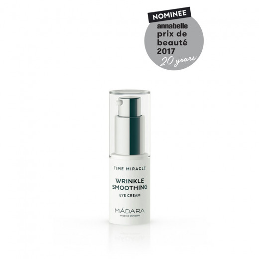Time Μiracle wrinkle smoothing eye cream