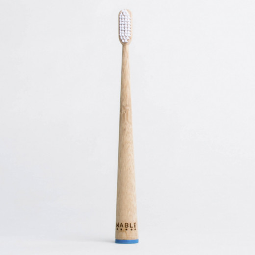 Οδοντόβουρτσα για ενήλικες μπλε-μέτρια