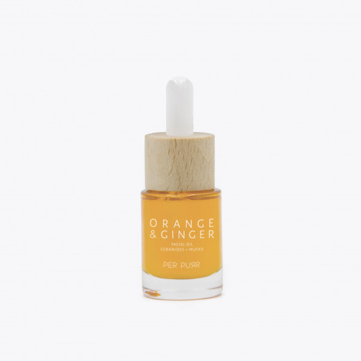 Facial oil Orange & Ginger