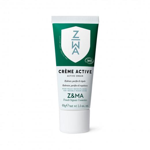 A Double Active Cream (δέρμα επιρρεπή ακμή)