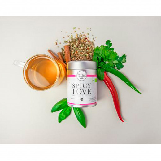 Spicy love organic tea