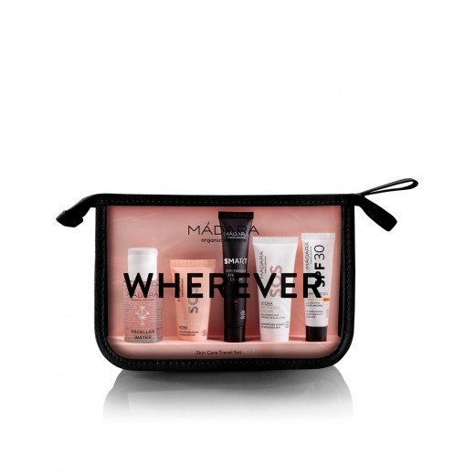 Wherever Skin Care Travel Pack