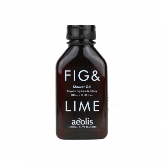 Shower Gel FIG & LIME 100ml