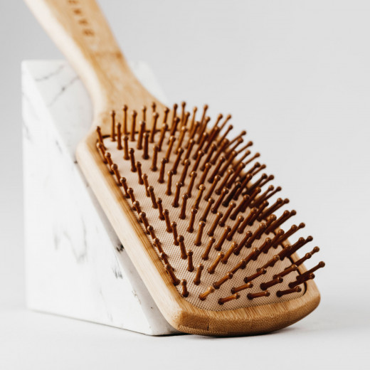 Bamboo Brush - Square