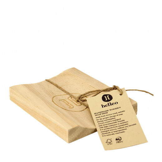 Accoya Wooden Soap dish