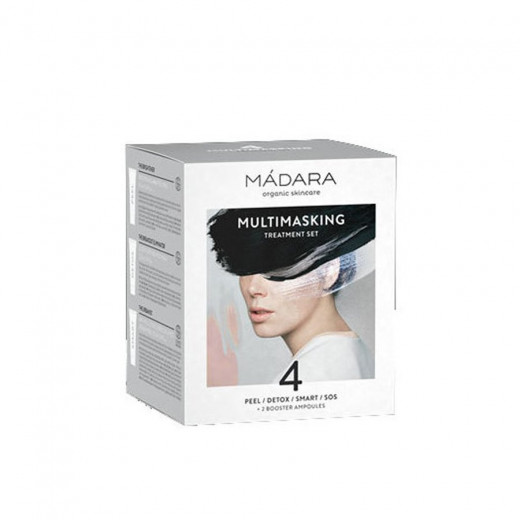 Multimasking Face Τreatment box