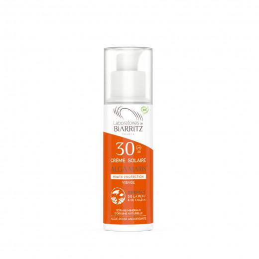 Sunscreen BIO Face cream...