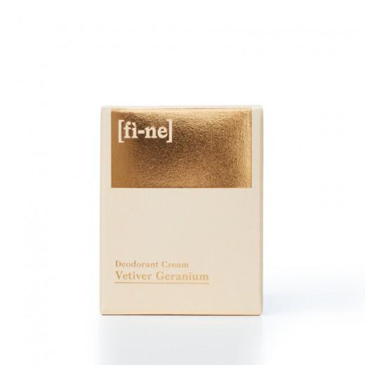 Vetiver Geranium Creme Deodorant