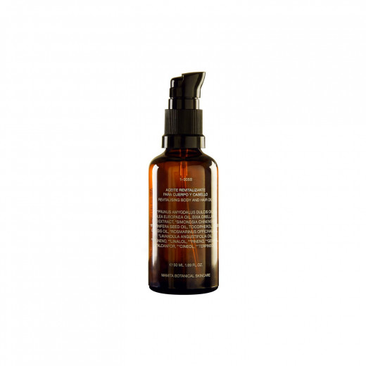 5-005 Revitalising oil for body and hair 50ml