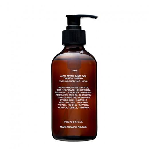 1-005 Revitalising Oil Body and Hair