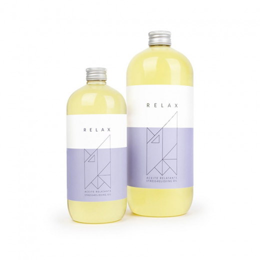 Body Oil Relax 500ml (Calm...