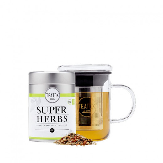 Super herbs organic tea