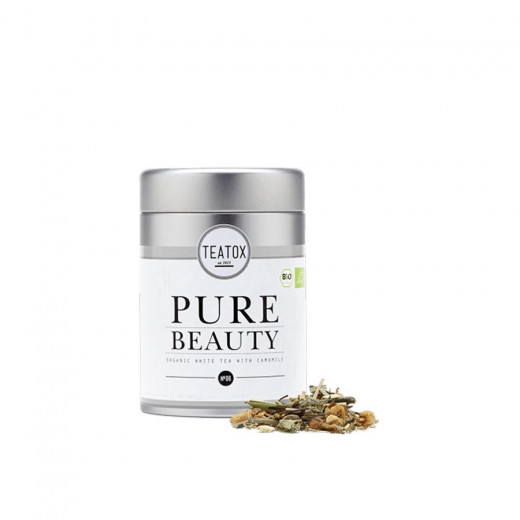 Pure beauty organic tea