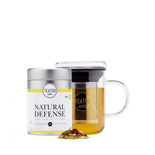 Natural defense organic tea