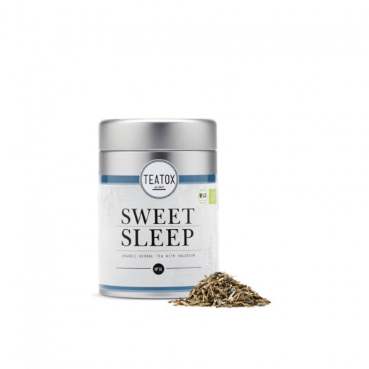 Sweet sleep organic tea