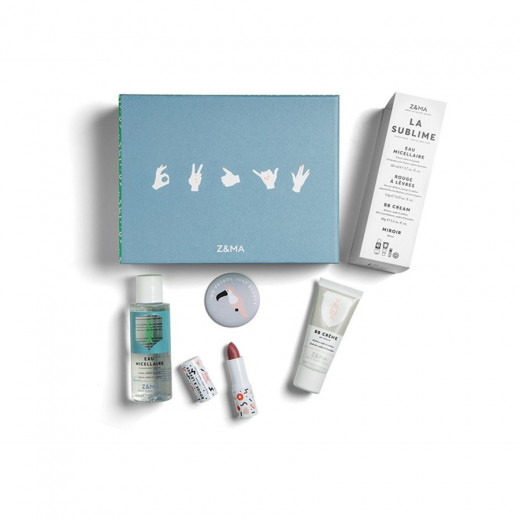 The sublime beauty box