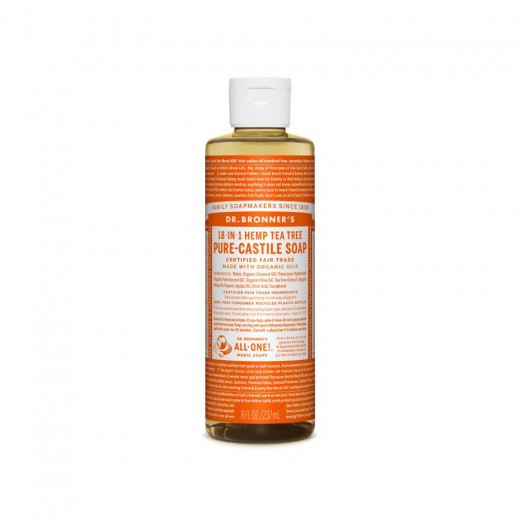 Teatree liquid soap 236ml