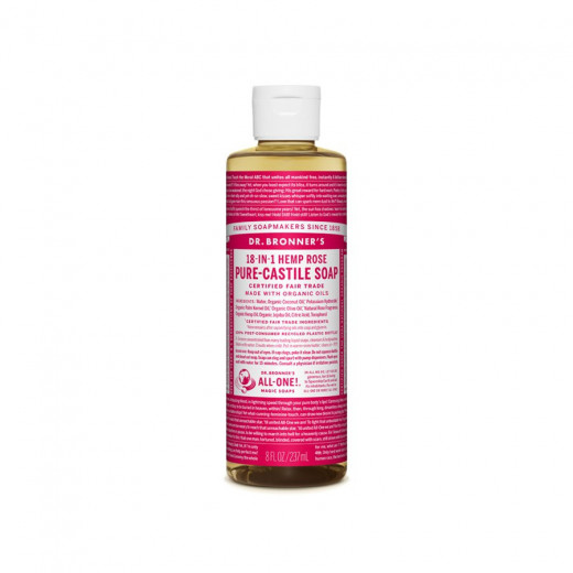 Rose Liquid soap 236ml