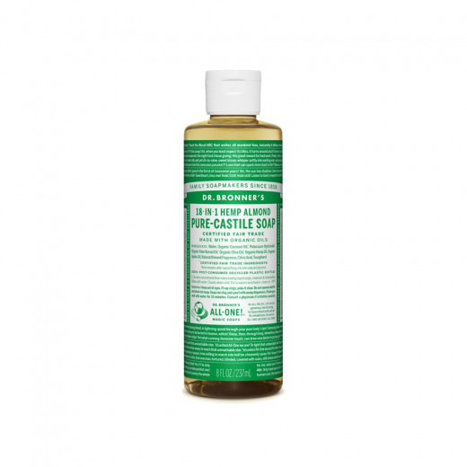 Almond liquid soap 236ml