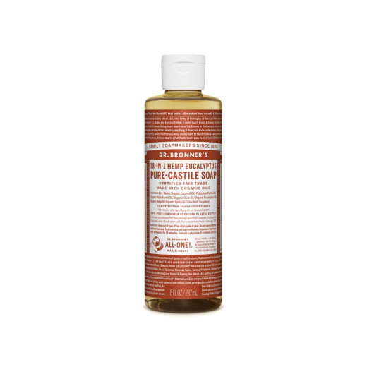 Eucalyptus liquid soap 236ml