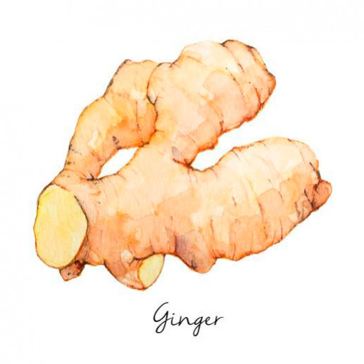 Ginger: The root of the youthful appearance
